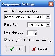 программирование AVR