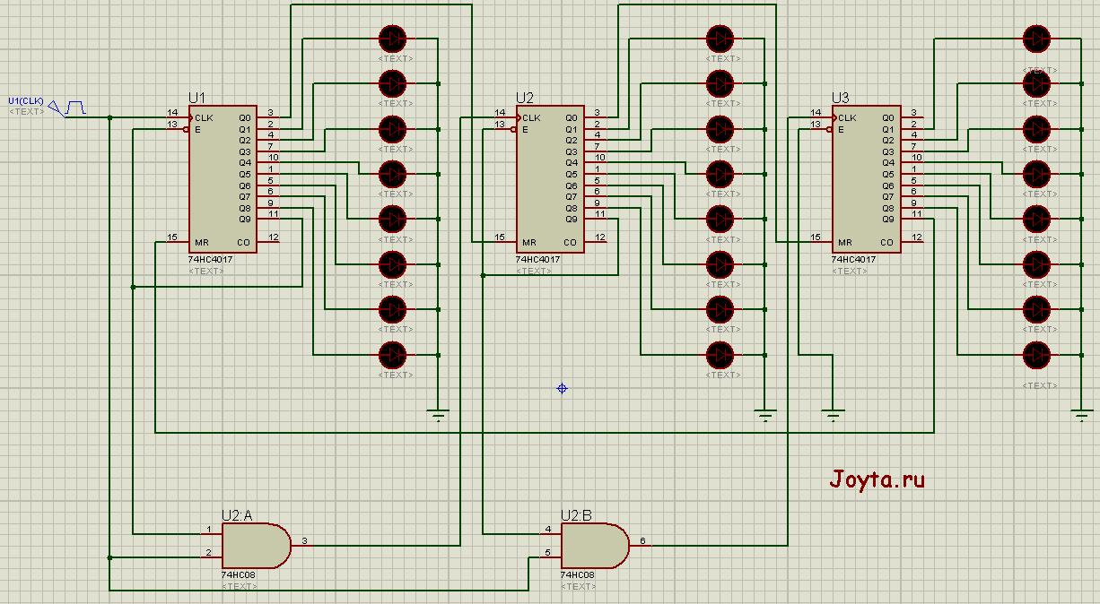 микросхема sn7450 к155лр1 схема