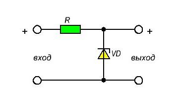 Линейные стабилизаторы напряжения