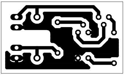 драйвера LED - печатная плата