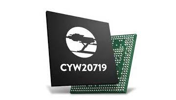 CYW20719 – SoC с поддержкой Bluetooth Mesh