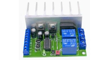 Многофункциональный контроллер для двигателя постоянного тока. фото