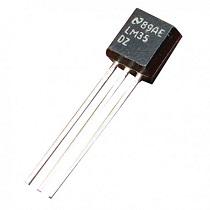Датчик температуры LM35DZ LM35