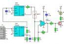Зарядное устройство для NiMH аккумуляторов на TS5205