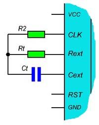 Как использовать CD4060