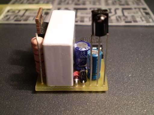 Дистанционный регулятор освещенности на микроконтроллере PIC12F629 / PIC12F675 фото 1