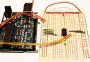 Добавление внешней памяти EEPROM в Ардуино (24LC256)